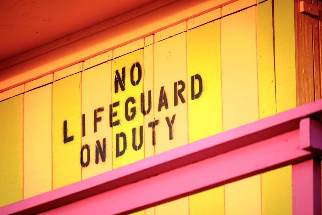 Life Guard Miami Beach Urlaub TUI