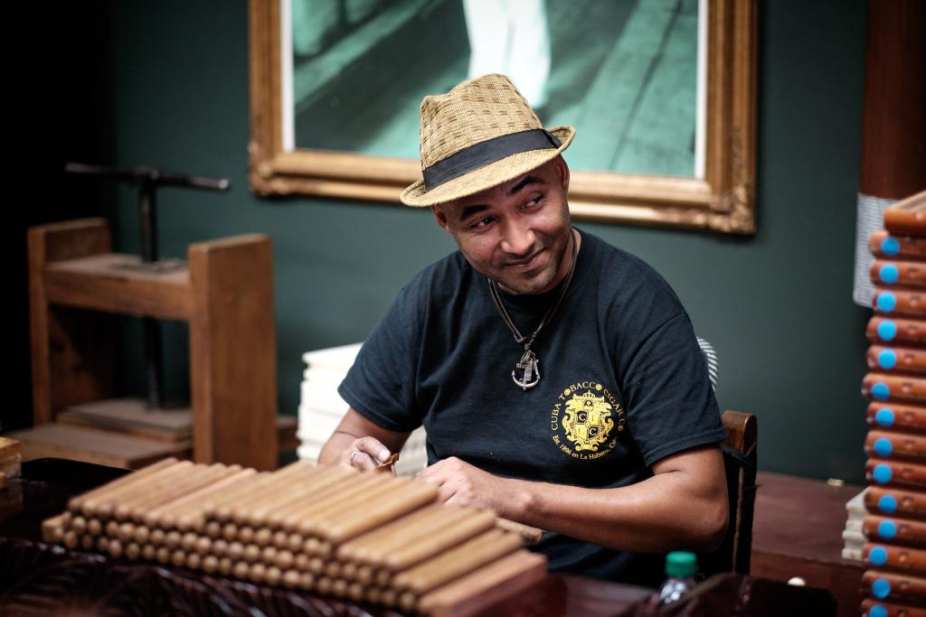 Little Havana Miami Urlaub Cigar
