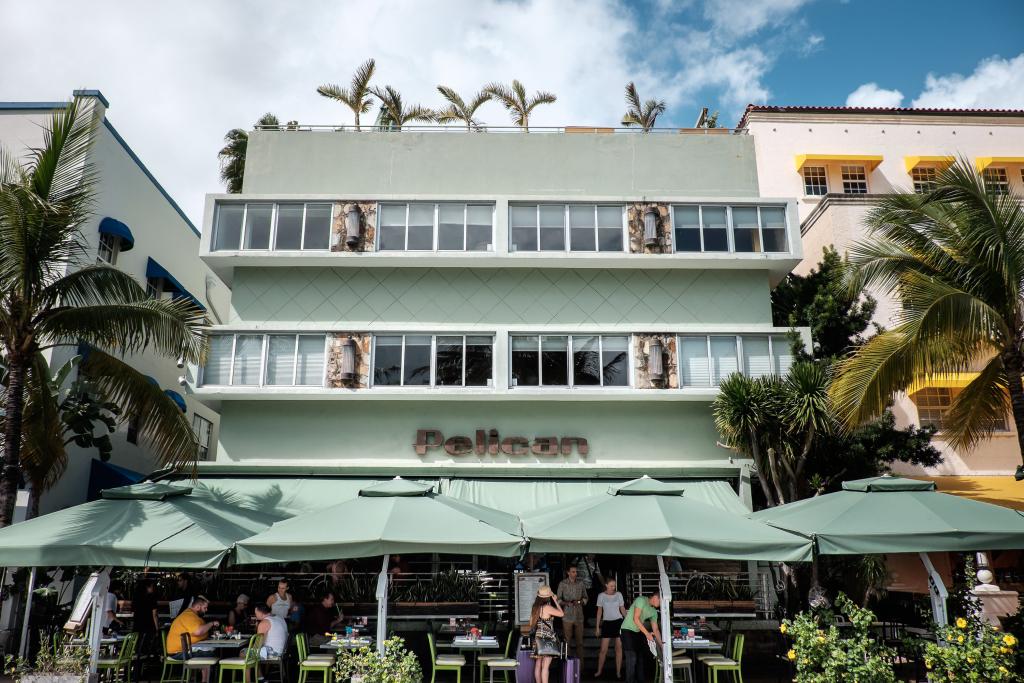 Ocean Drive Miami Urlaub TUI