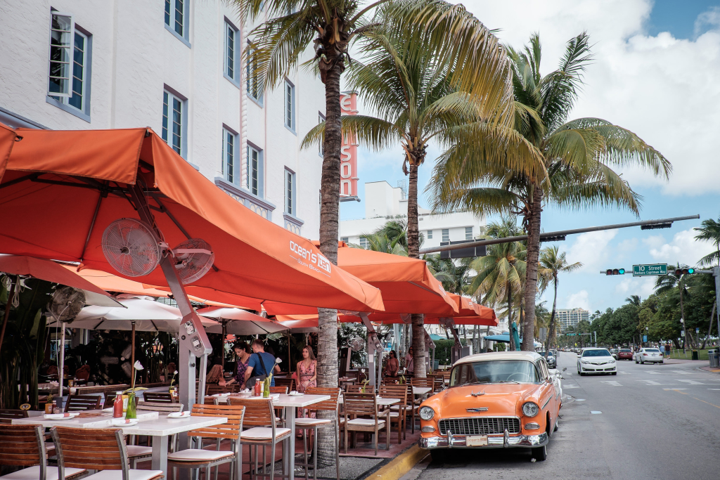 Miami Ocean Drive Urlaub TUI