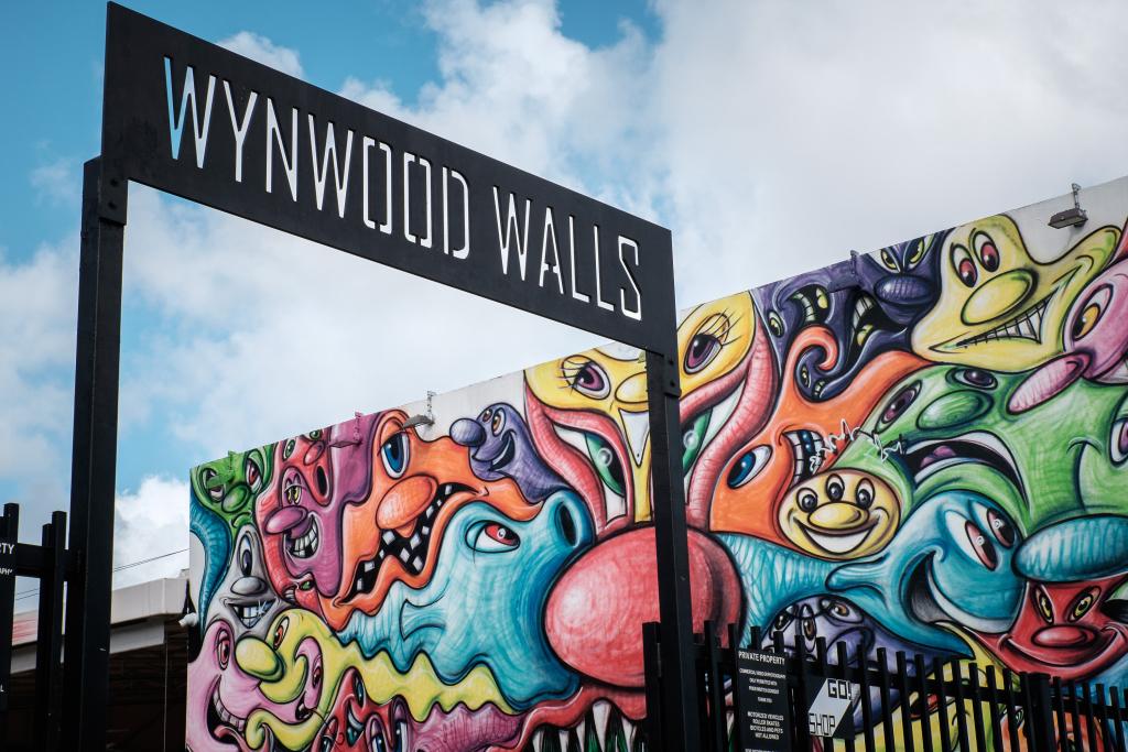 Miami Urlaub Wynwood Walls