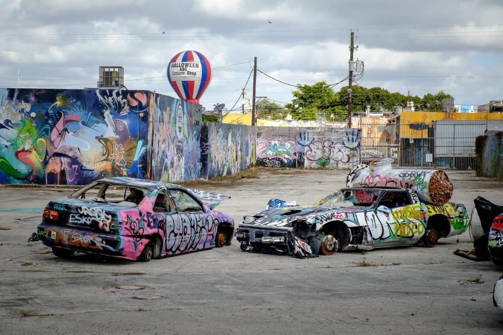 Wynwood Walls Miami Urlaub TUI