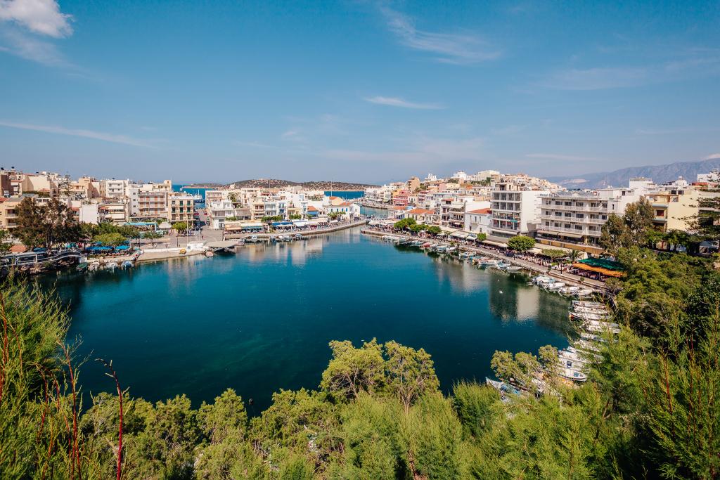 Kreta_Agios Nikolaos_Hafen