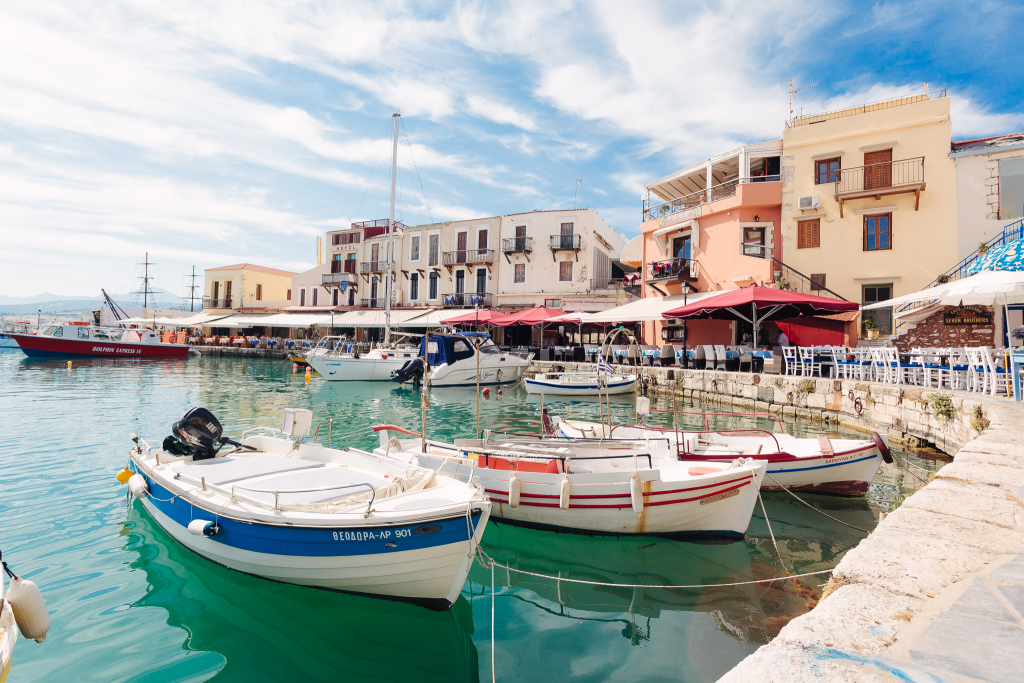 Kreta_Rethymnon_Hafen