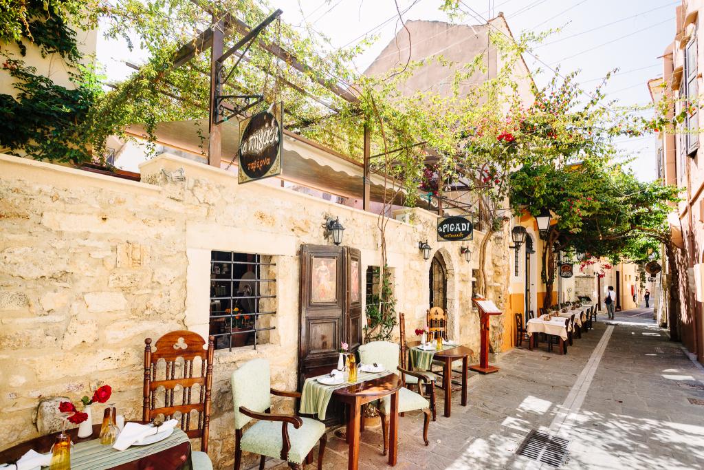 Kreta_Rethymnon_Taverne