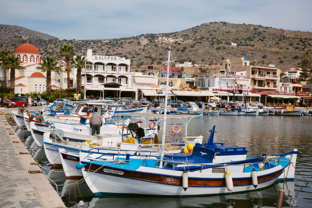 Kreta_Elounda_Hafen