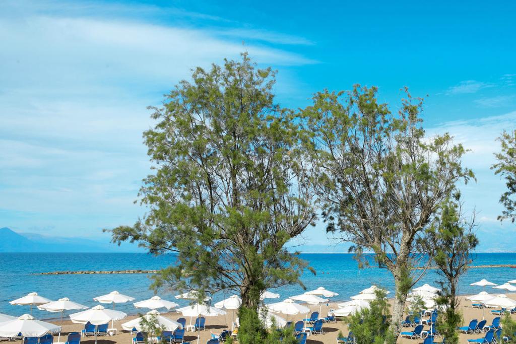 Griechenland_Westpeloponnes_Lakopetra_GRECOTEL Lakopetra Beach_Strand