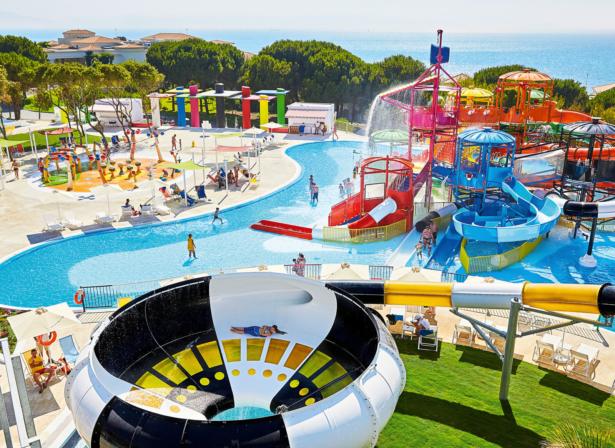Grecotel Olympia Oasis & Aqua Park Aquapark