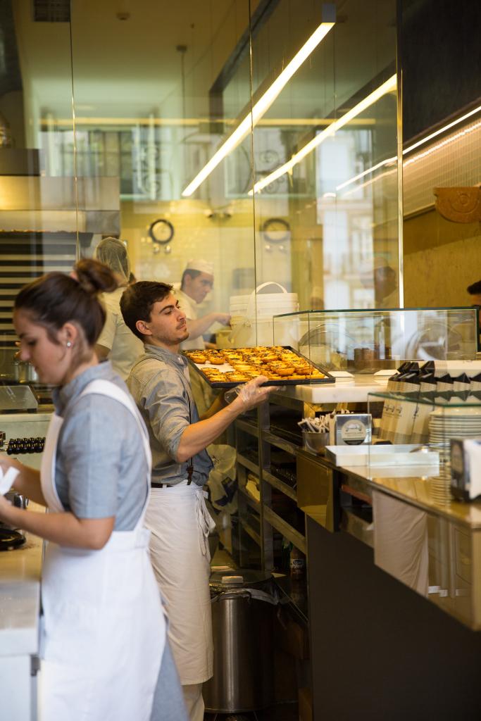 Manteigaria Fábrica de Pastéis de Nata