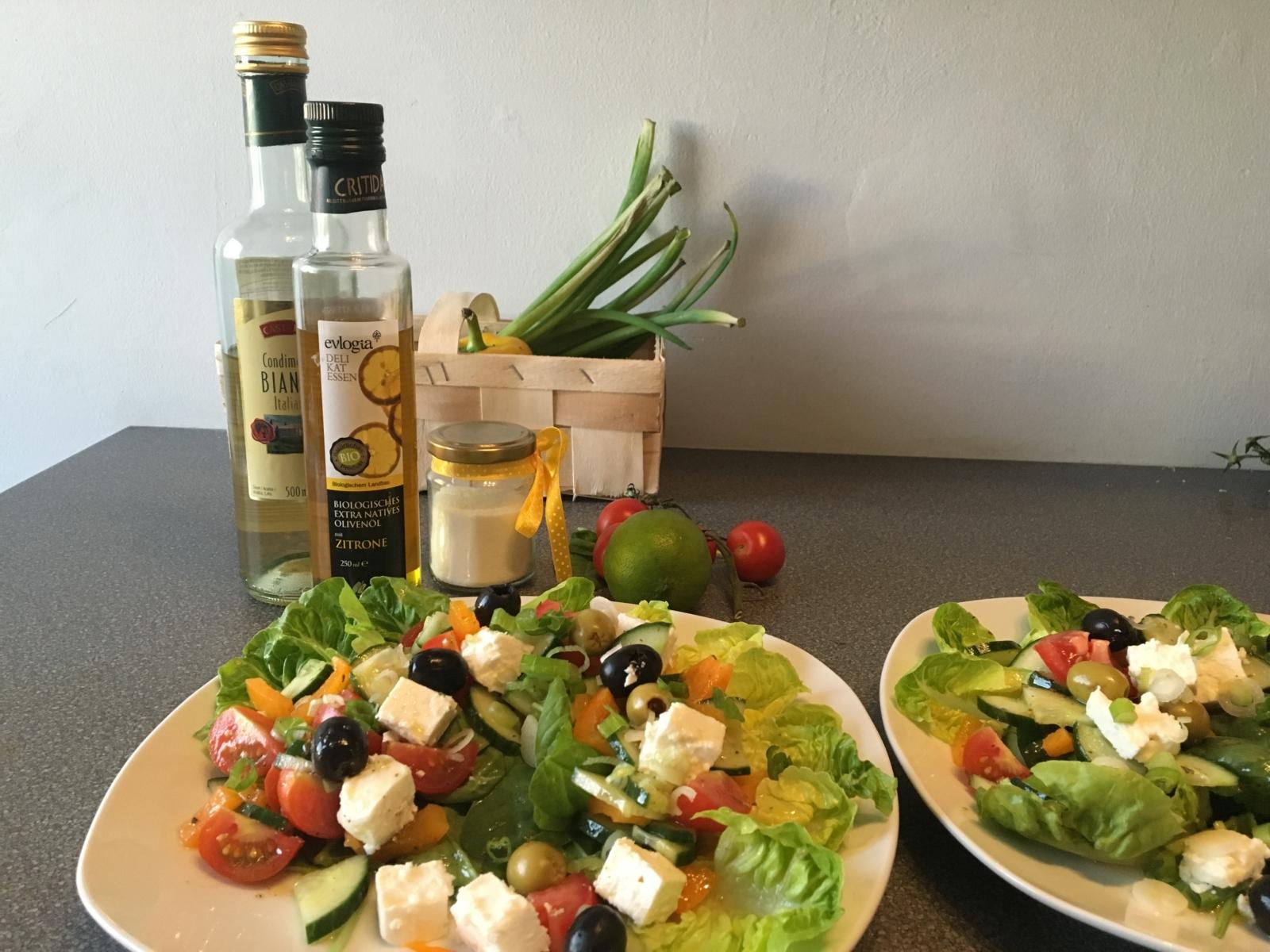TUI Urlaubsrezept_Rezept_Griechenland_griechischer Salat_Feta