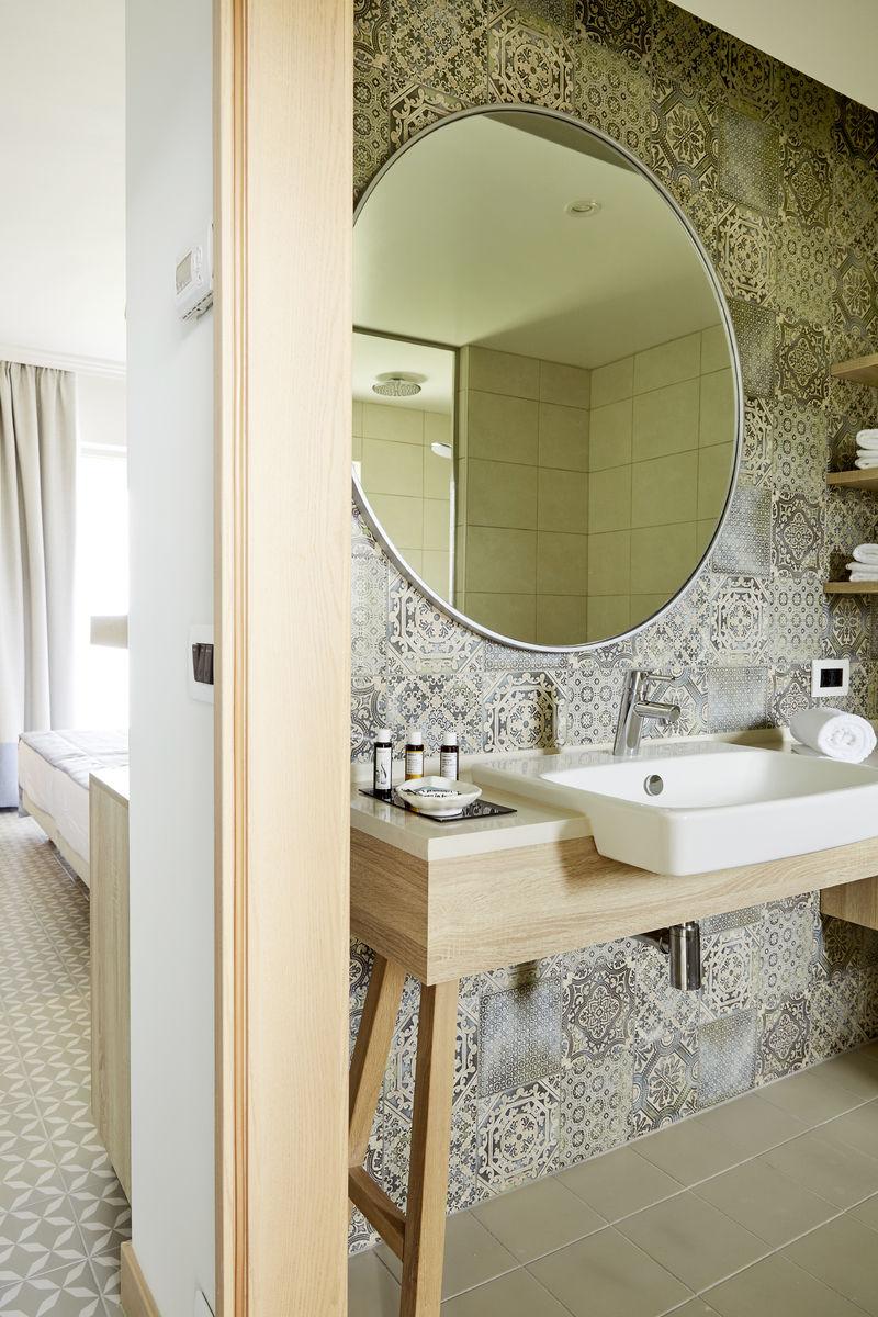 ROBINSON Club Kyllini Beach_Badezimmer_Hotelzimmer