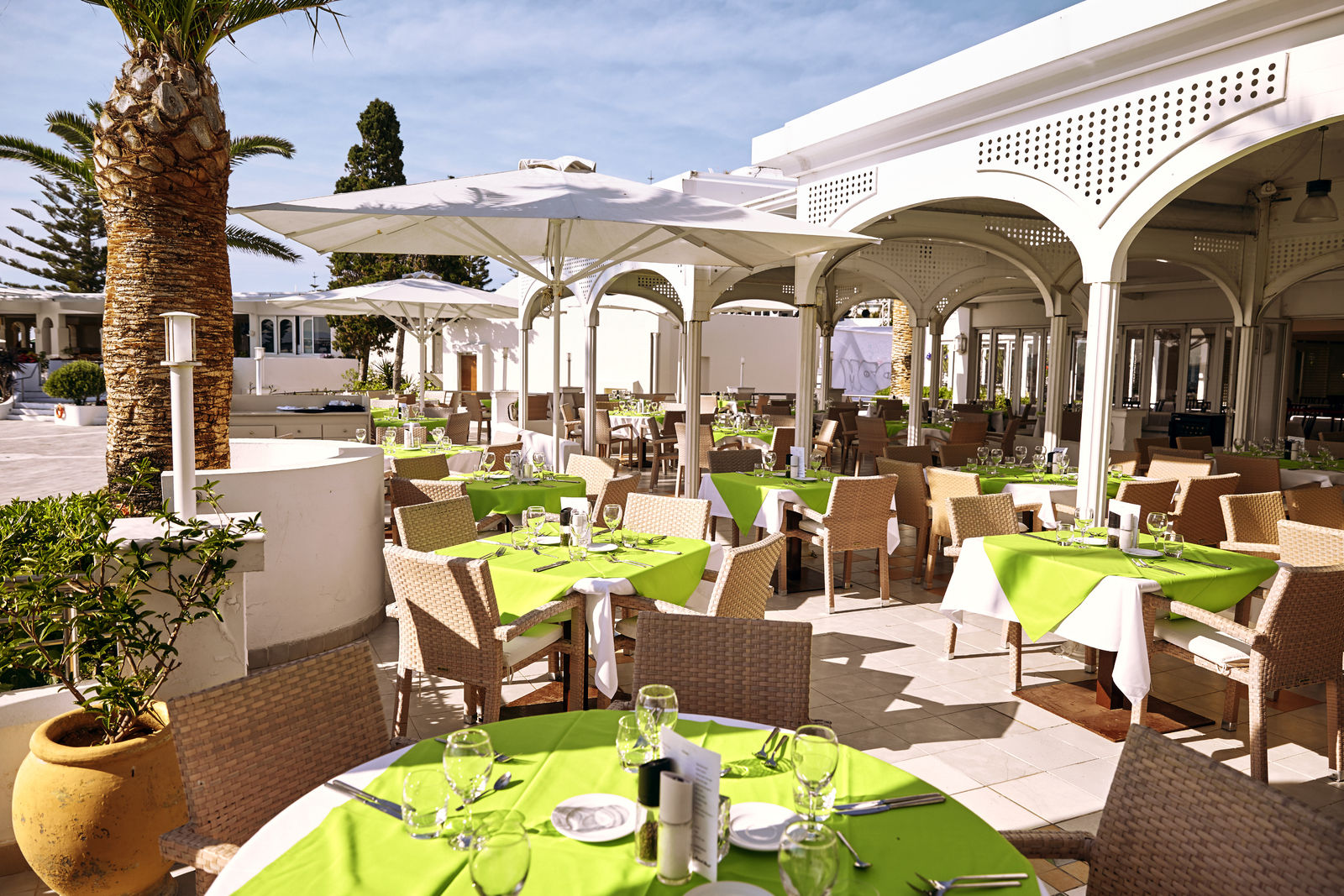 ROBINSON Kyllini Beach_Essen_Restaurants