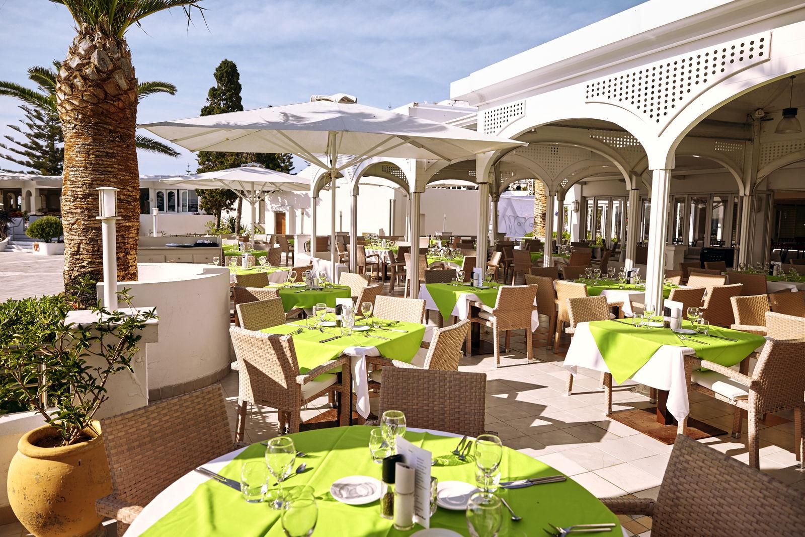 ROBINSON Kyllini Beach_Essen_Restaurants