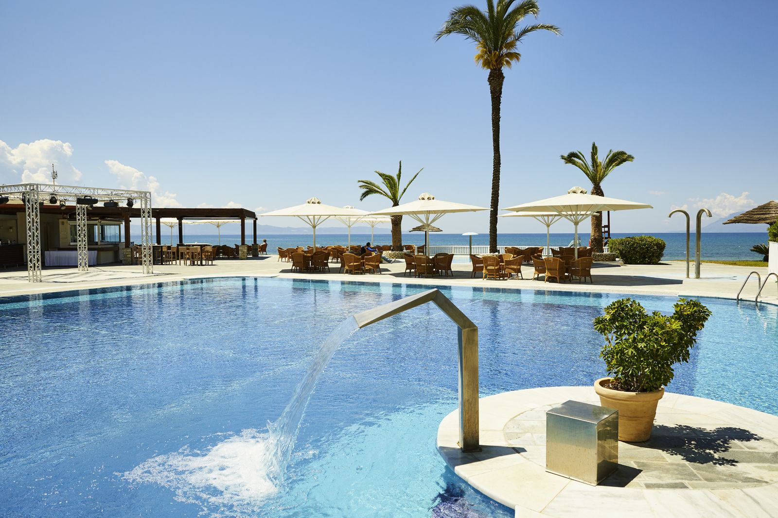 Robinson Club Kyllini Beach_Pool