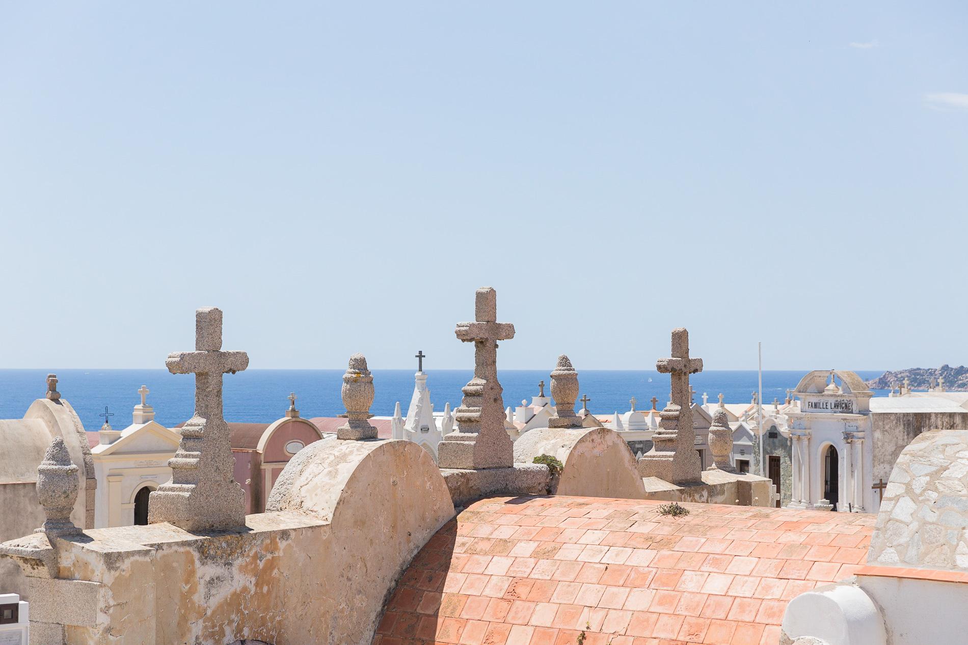 Cimetière Marin de Bonifacio