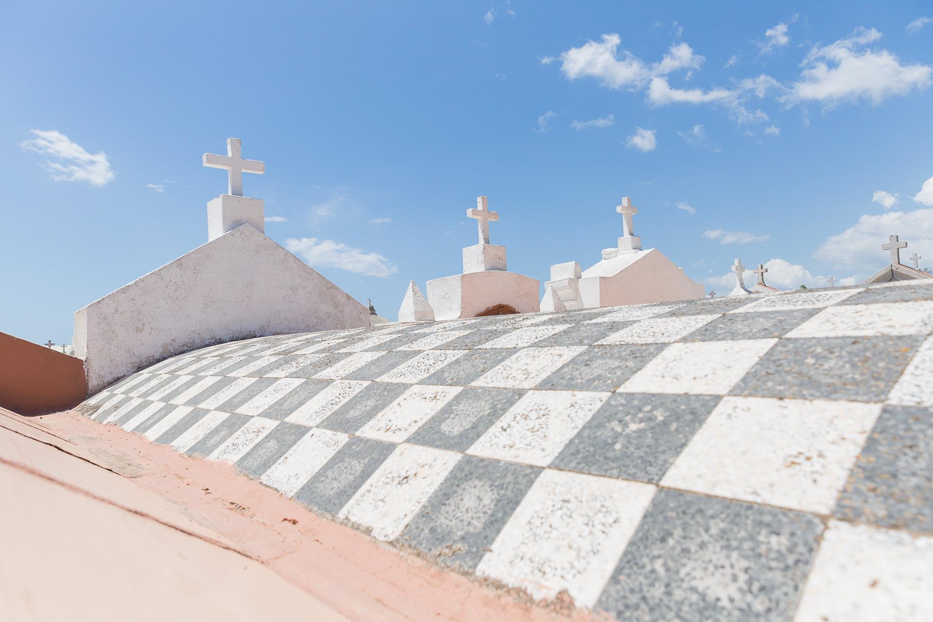 Der Friedhof ist ein echtes architektonisches Juwel.