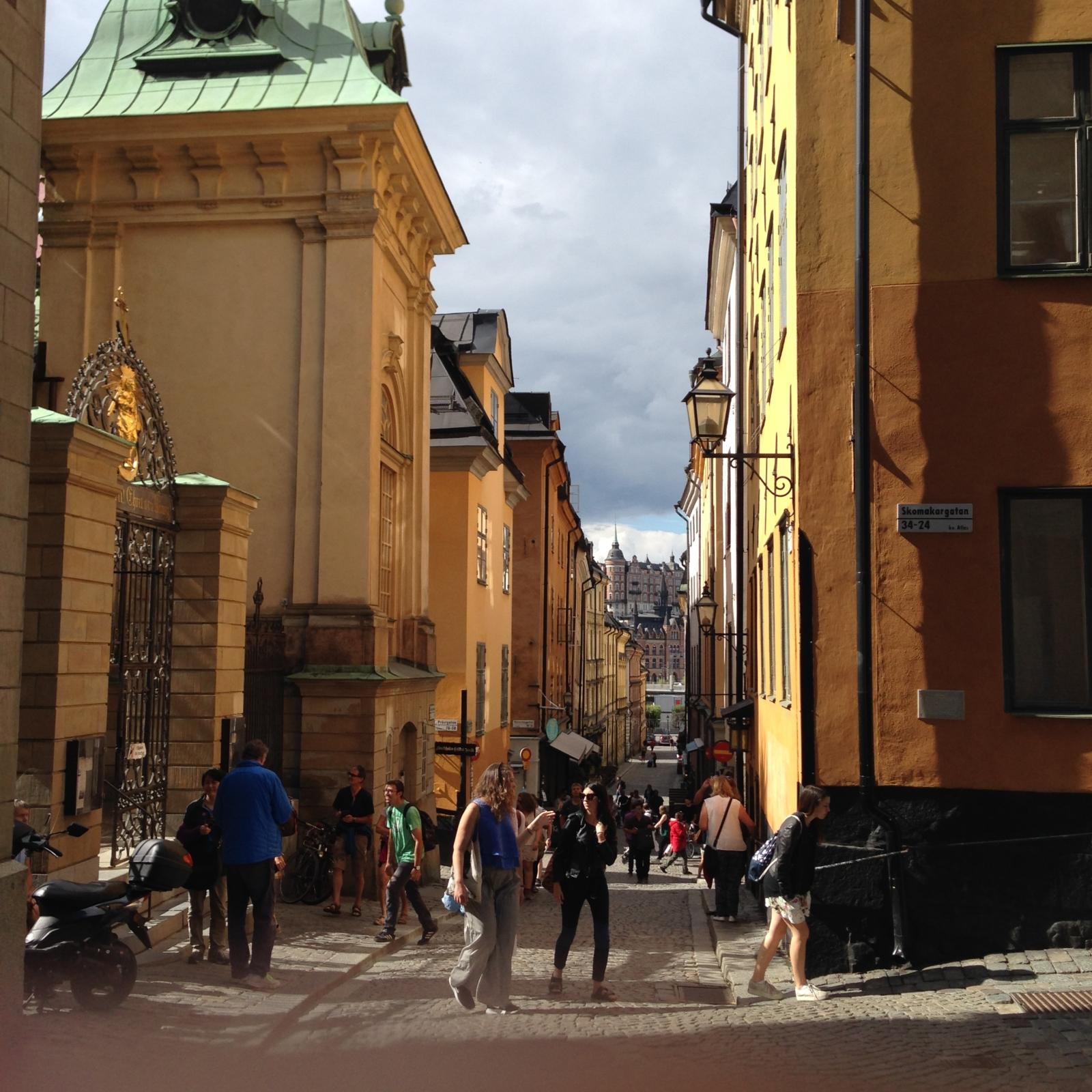Stockholm_Altstadt_Gamla Stan