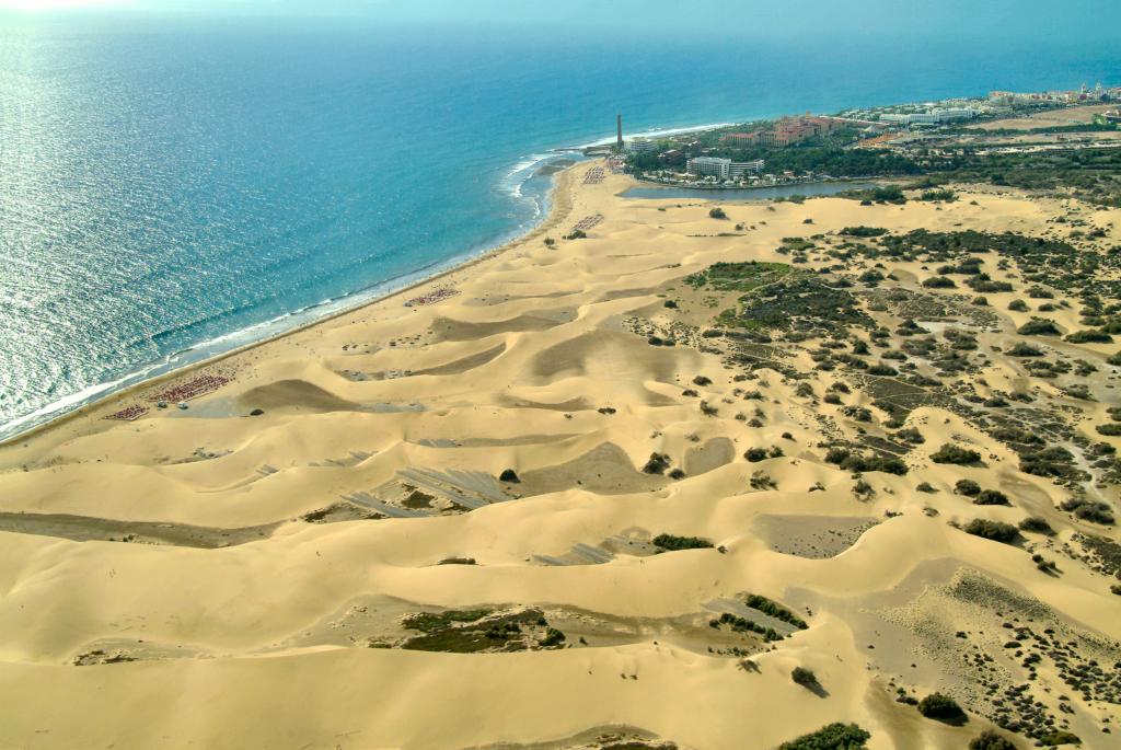 Kanaren_Gran Canaria_Dunes de Maspalomas