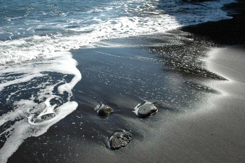 Kanaren_Kanarische Inslen_La Gomera_Playa del Cabrito
