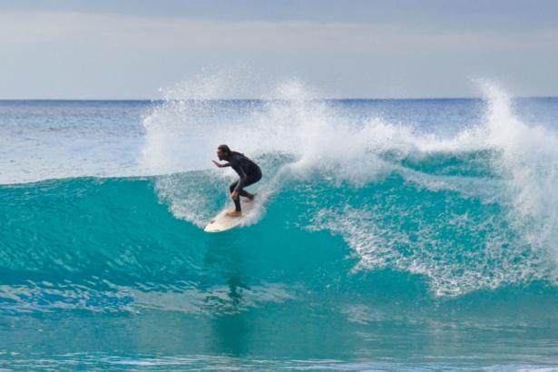 Kanaren_Lanzarote_Surfen_Caleta de Famara