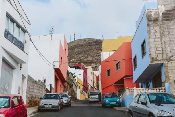 Dörfer im Norden Gran Canarias
