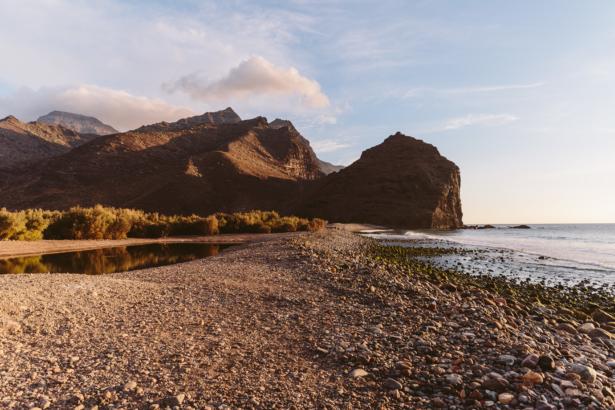 Playa de Aldea