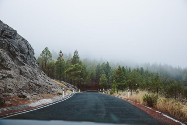 Bergstraßen von Gran Canaria