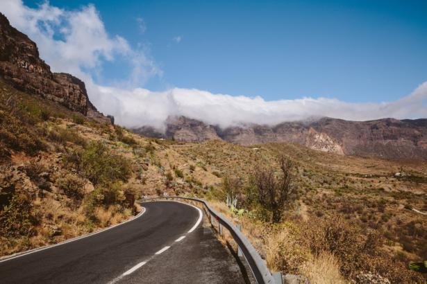 Gran Canarias Berge