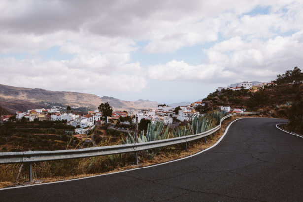 Bergdörfer Gran Canarias