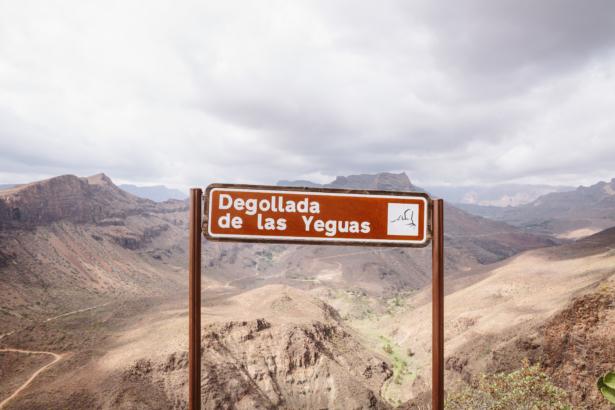 Degollada de Las Yeguas