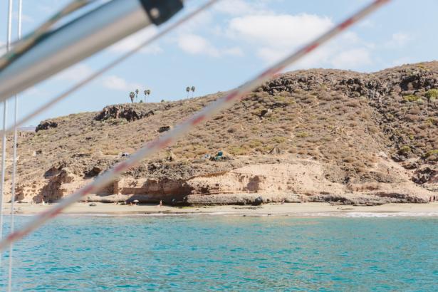 Bucht bei Adeje