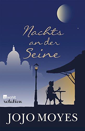 Nachts an der Seine, Roman - Reiselektüre TUIBlog