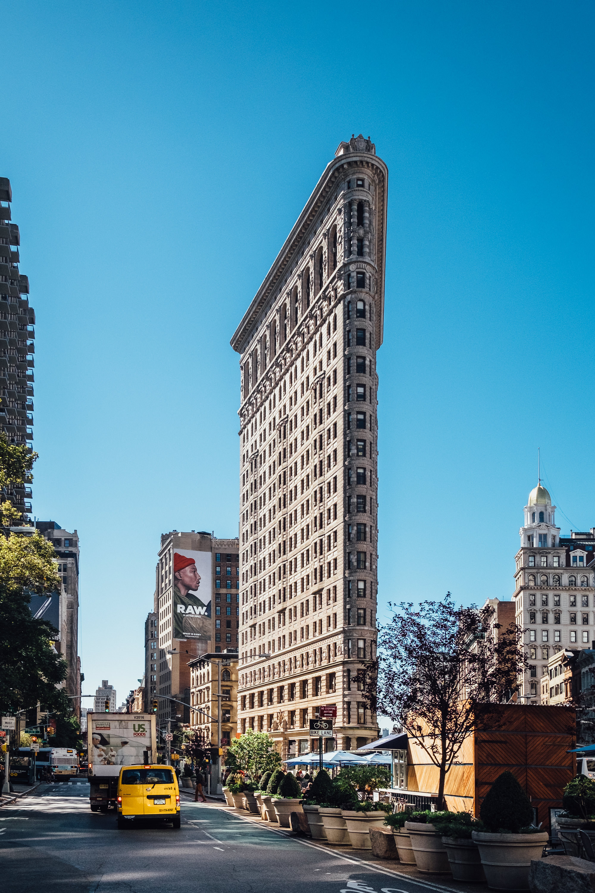 TUI_New York_Flat Iron Building