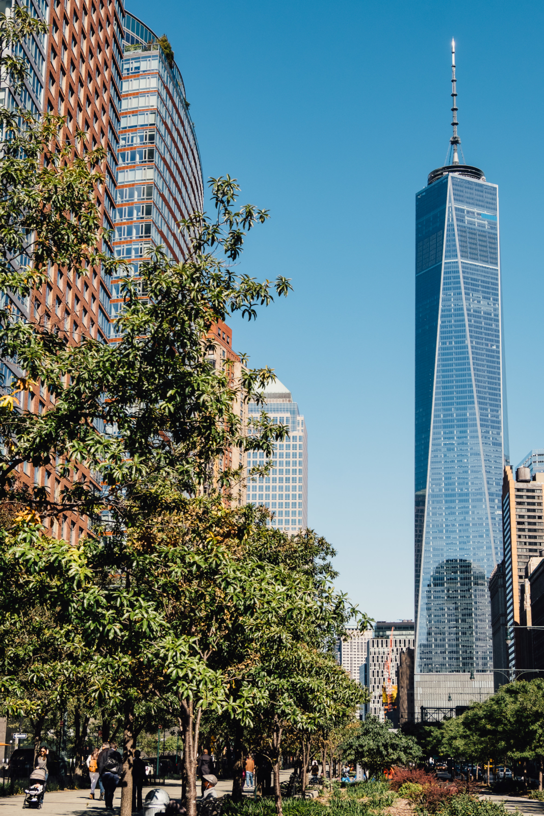 TUI_New York_One Trade Center