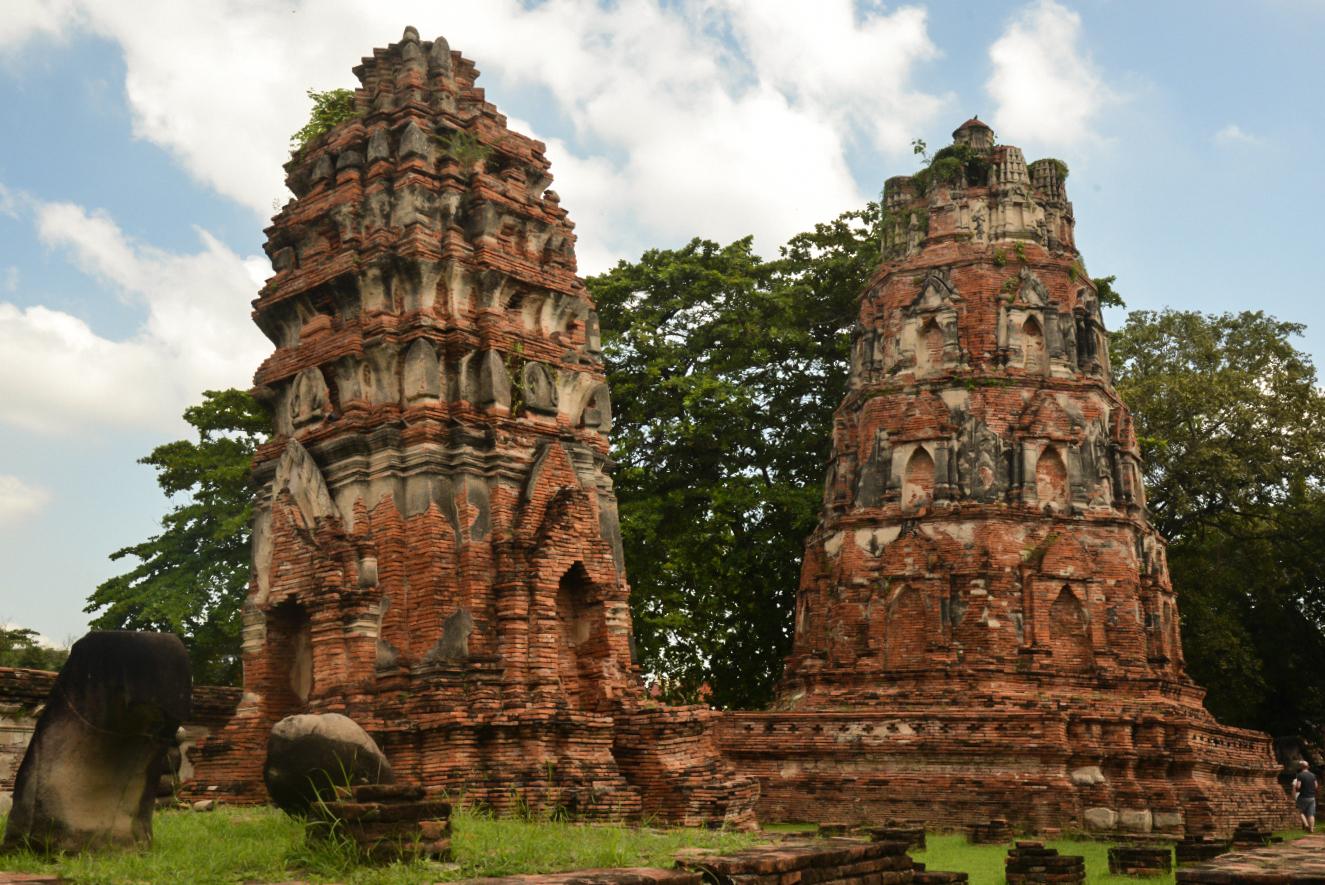 TUI_Thailand_Bangkok_Tempelanlagen Wat Mahathat01