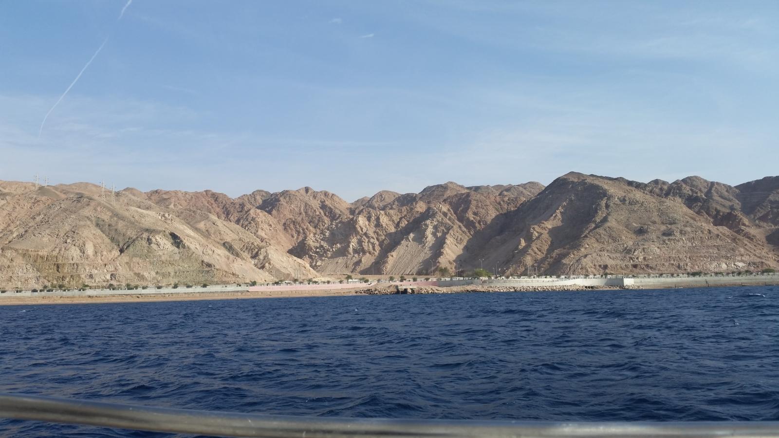 TUI_Jordanien_Aqaba_Rotes Meer_Rote Meer_Schiff_Schifffahrt_Meer