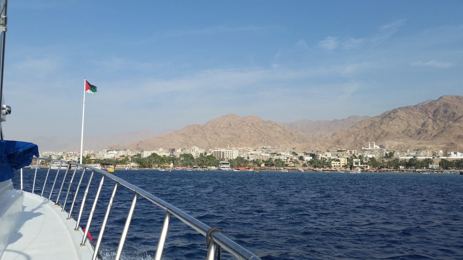 TUI_Jordanien_Aqaba_Rotes Meer_Rote Meer_Schiff_Schifffahrt