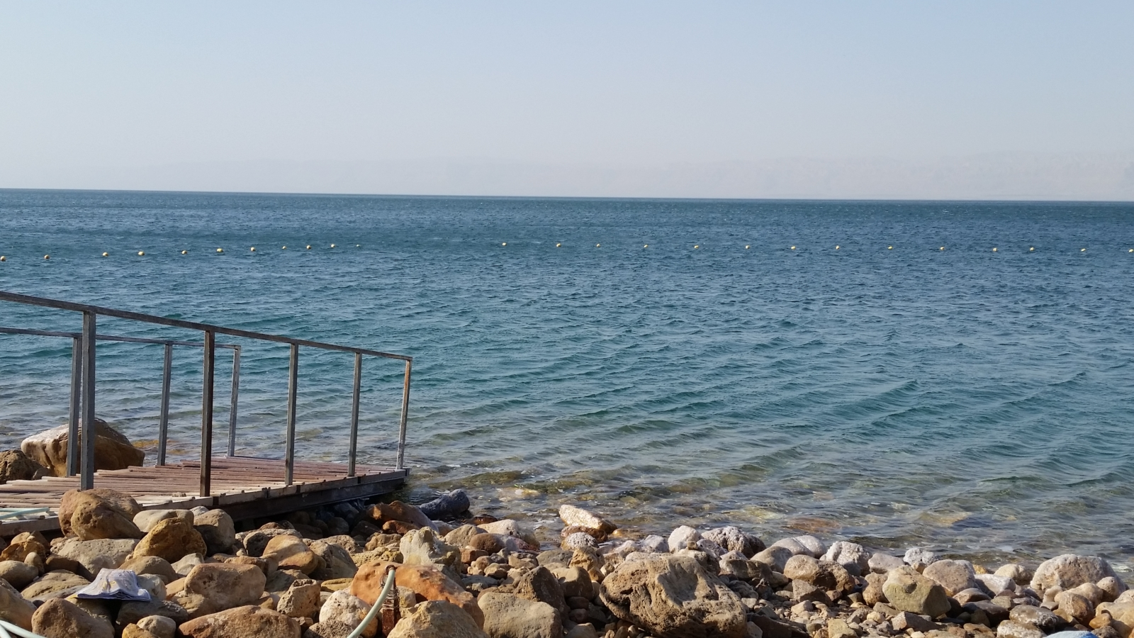 TUI_Jordanien_Totes Meer_Küste_Ufer