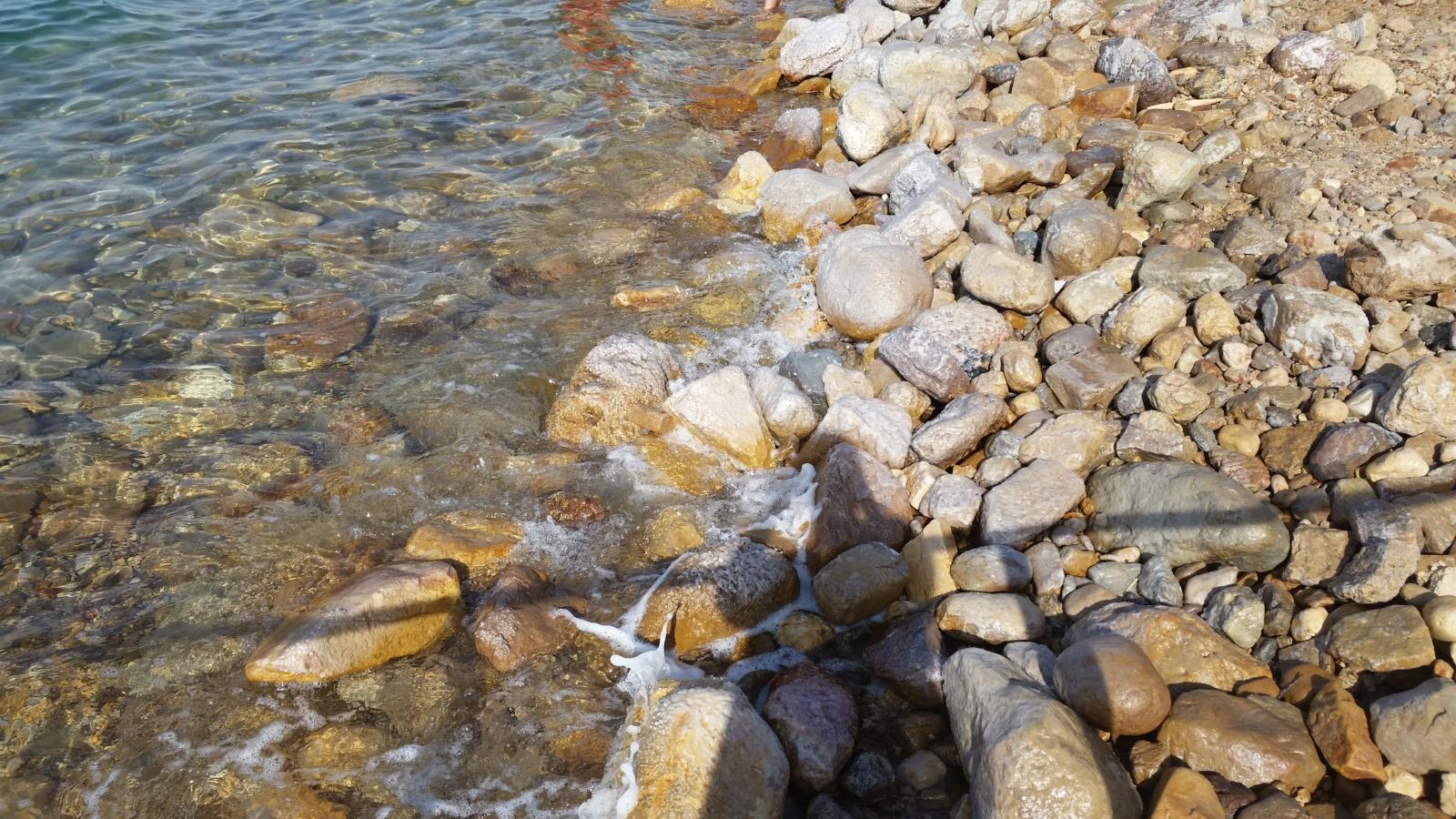 TUI_Jordanien_Rotes Meer_Steine_Ufer