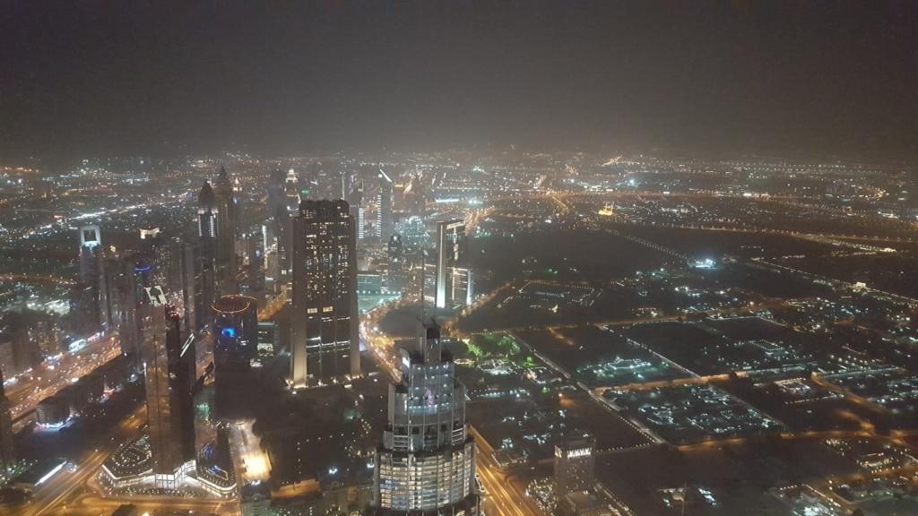 TUI_Dubai_Burj Khalifa Ausblick