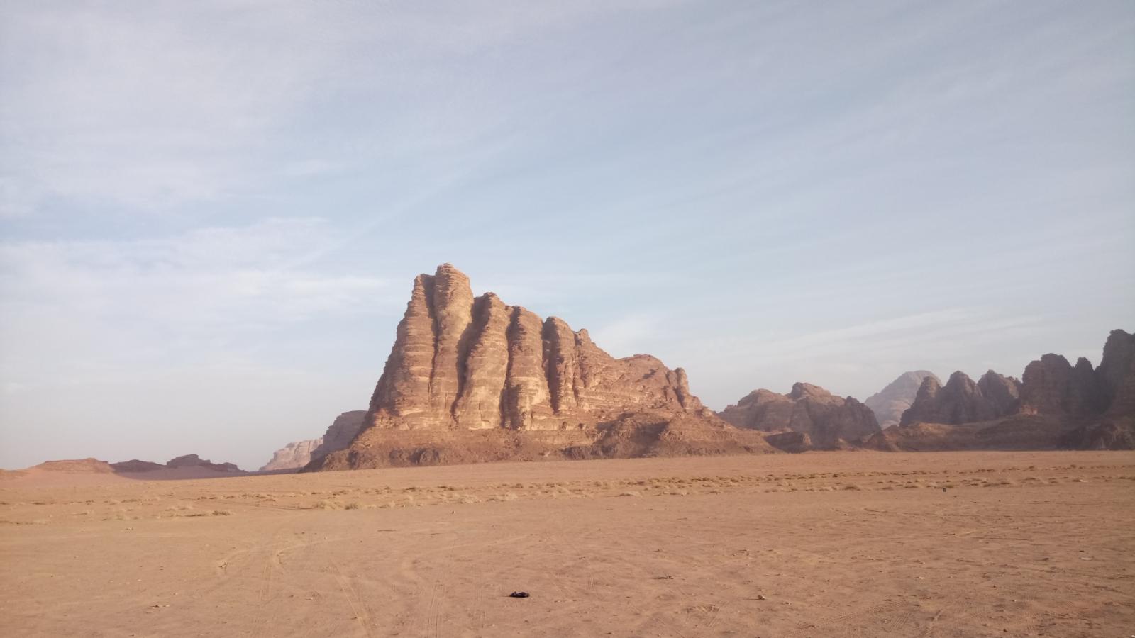 TUI_Jordanien_Wadi Rum_Berg