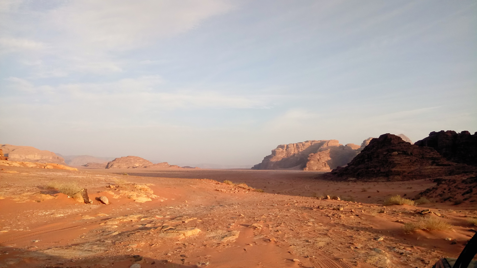 TUI_Jordanien_Wadi Rum_Landschaft