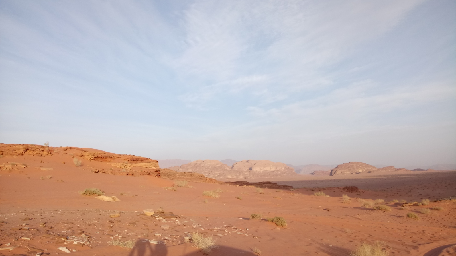 TUI_Jordanien_Wadi Rum_Berge_Landschaft