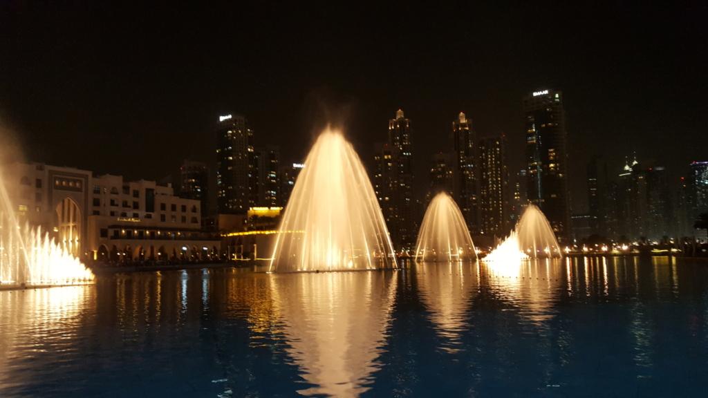 TUI_Dubai_Dubai Mall_Fountain