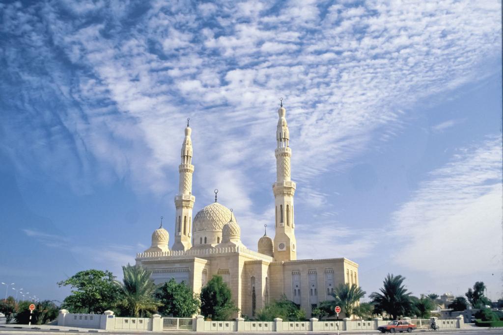 TUI_Dubai_Jumeirah-Moschee