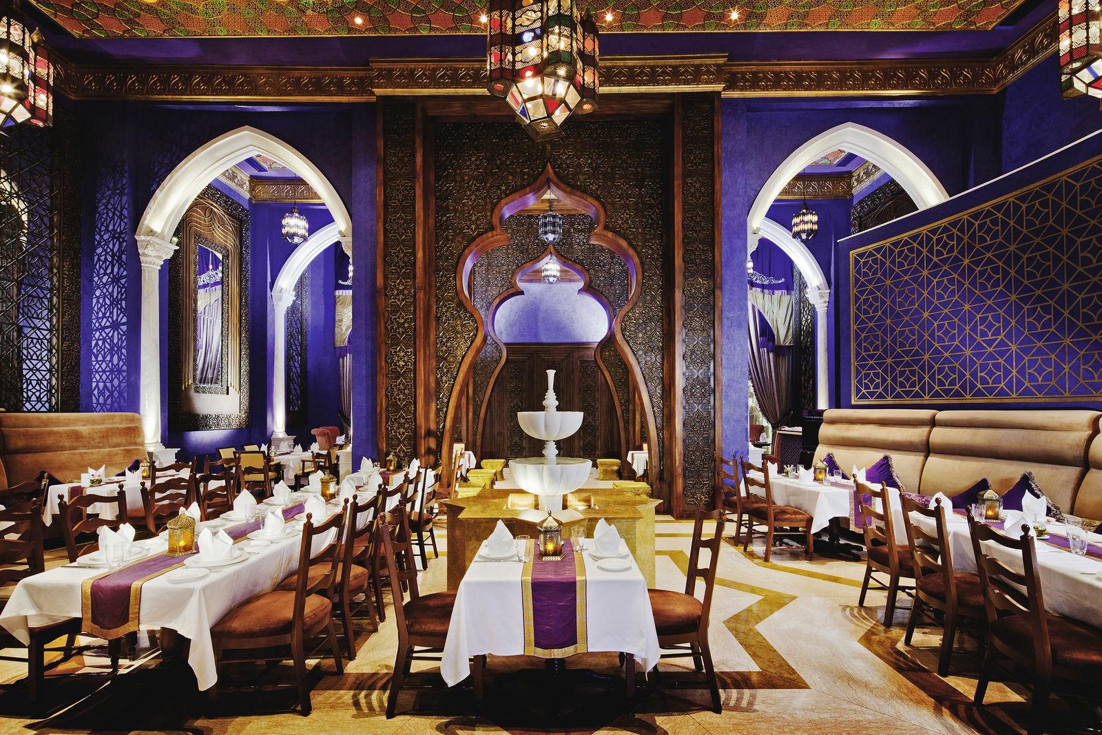 TUI_Dubai_Jumeirah Zabeel Saray_Restaurant