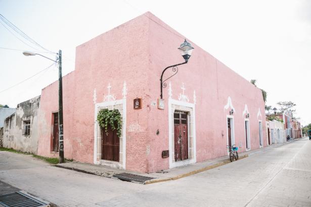 Die Kolonialstadt Valladolid