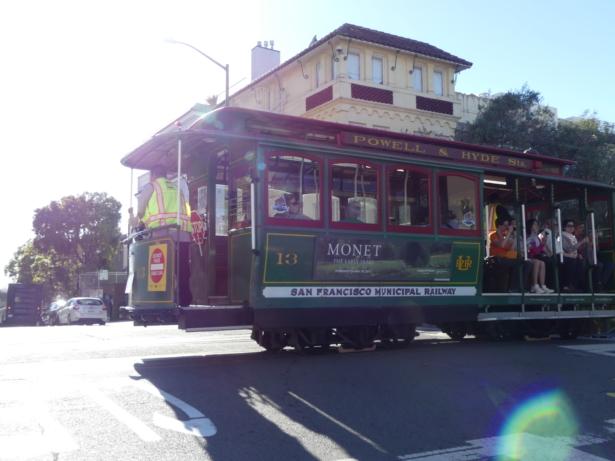 TUI_USA_Amerika_San Francisco_Cable Car
