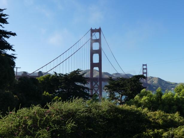 TUI_USA_Amerika_San Francisco_Golden Gate Bridge