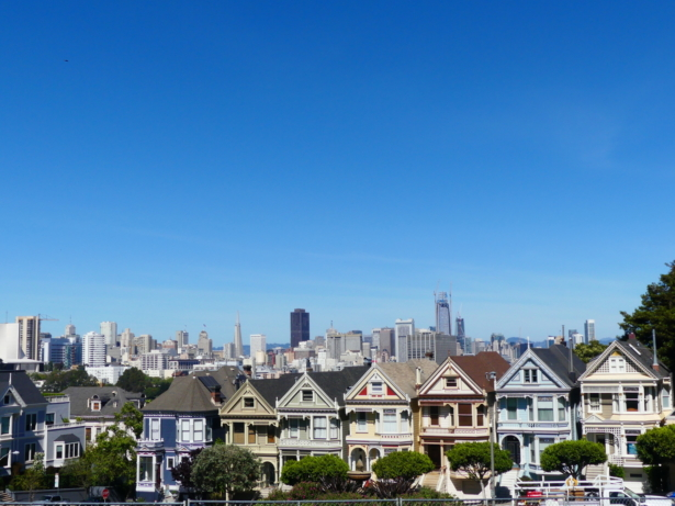 TUI_USA_Amerika_San Francisco_Häuser